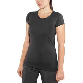 Fjällräven Abisko Trail T-Shirt Women dark grey